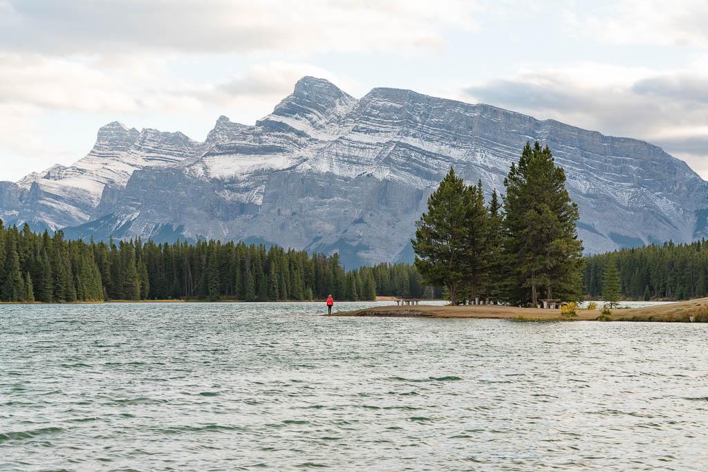Two Jack Lake ohne ND Filter