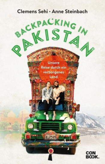 Backpacking in Pakistan Buch