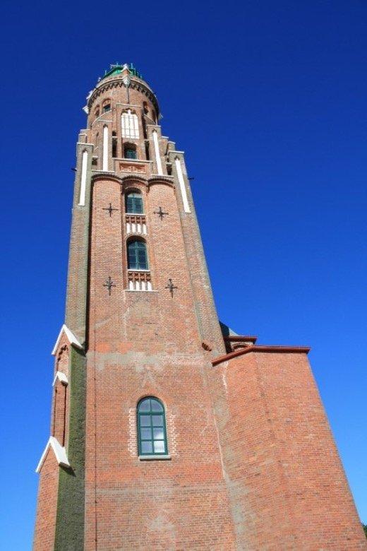 Alter Leuchturm Bremerhaven