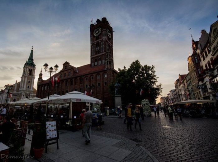 Rathaus Torun