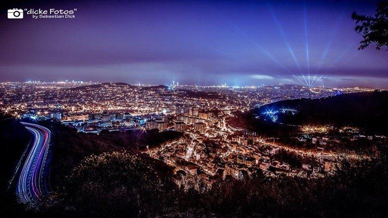Aussichtspunkt Barcelona