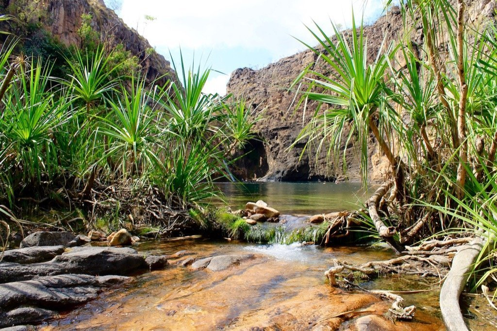 Barramundi Gorge