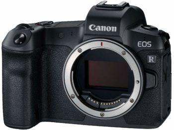 Canon Systemkamera EOS-R