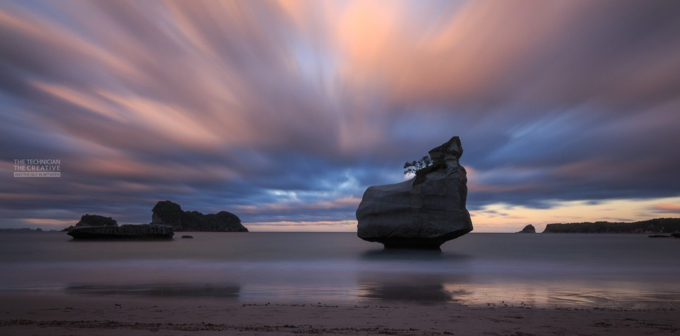 Cathedral Cove Strand