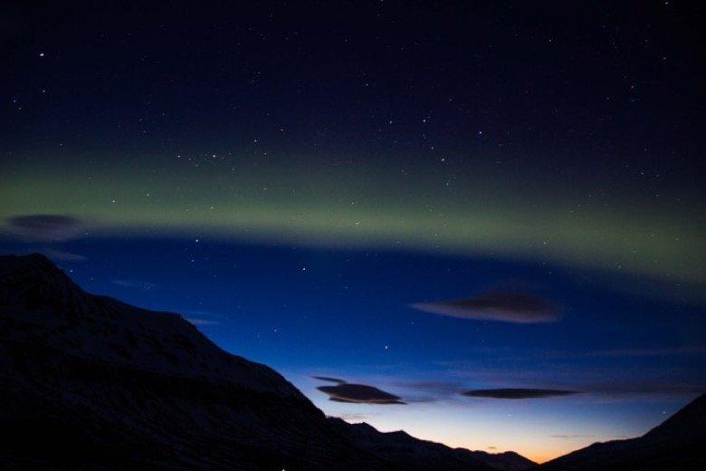 Dalvik Nordlichter