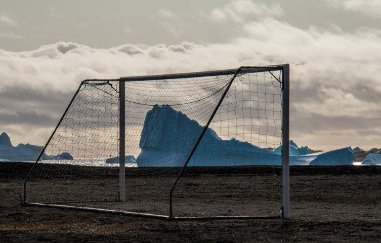 Fußball Grönland