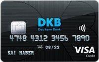DKB Kreditkarte ohne Auslandsgebühr