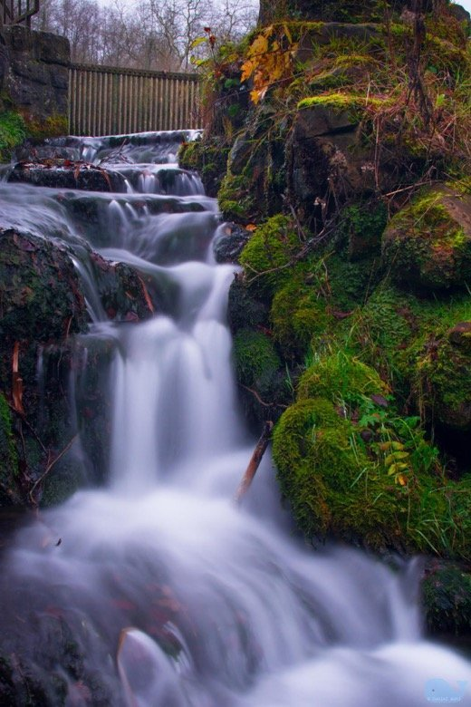 Dommeldange Wasserfall