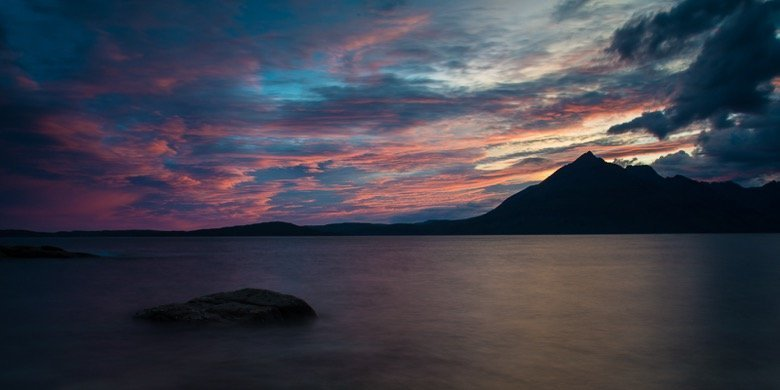 Elgol-Bucht