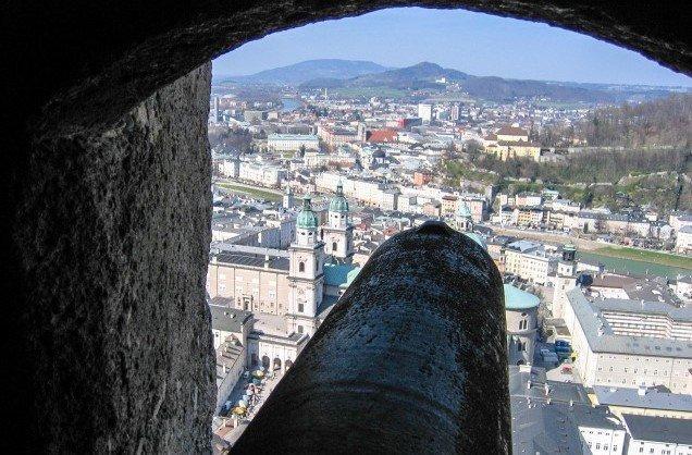 Salzburg Sehenswürdigkeit