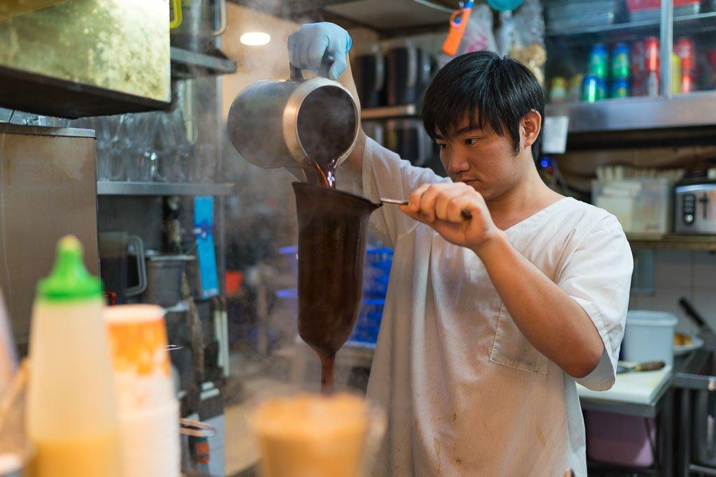Foodie Tour Hongkong