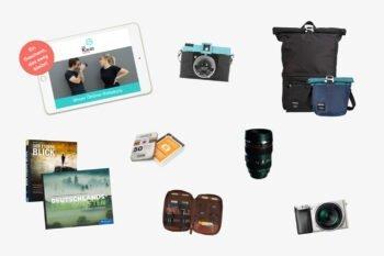 25 coole Geschenke für Fotografen und Fotografinnen