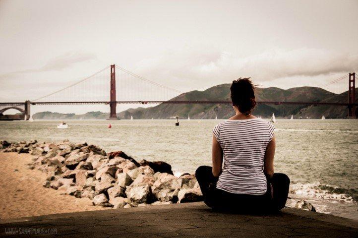 Golden Gate Bridge Blick