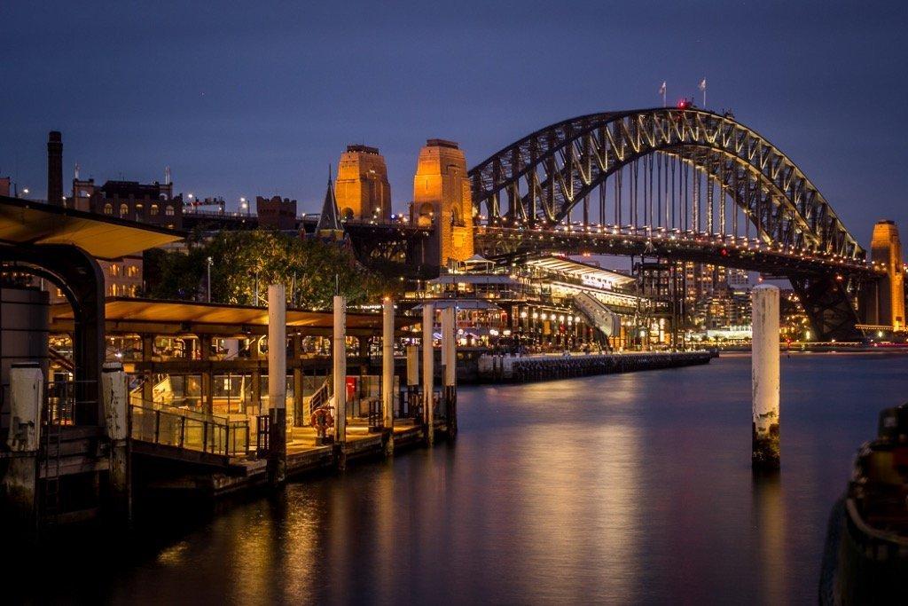 Hafen Sydney