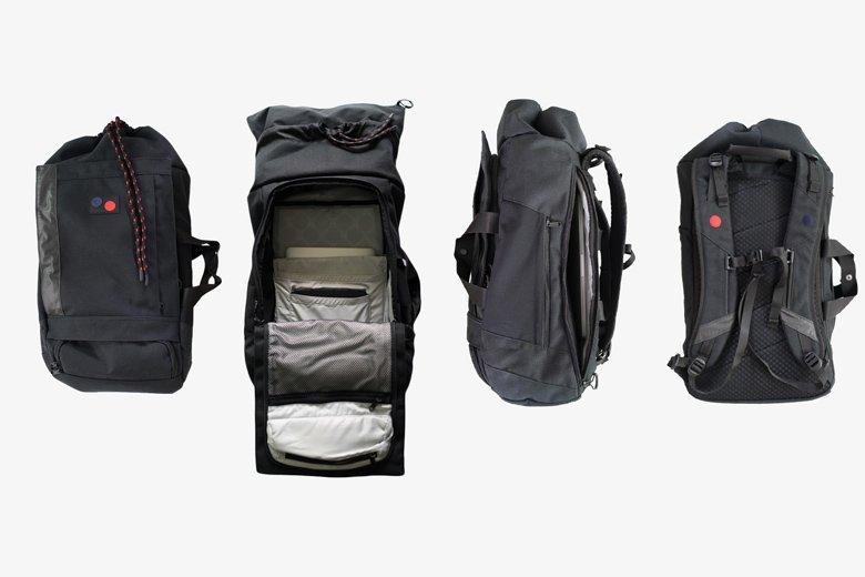 Handgepäck Rucksack Südostasien