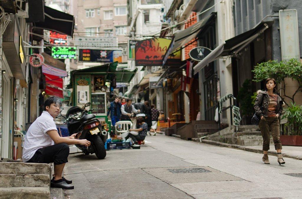 Hongkong-Island Soho