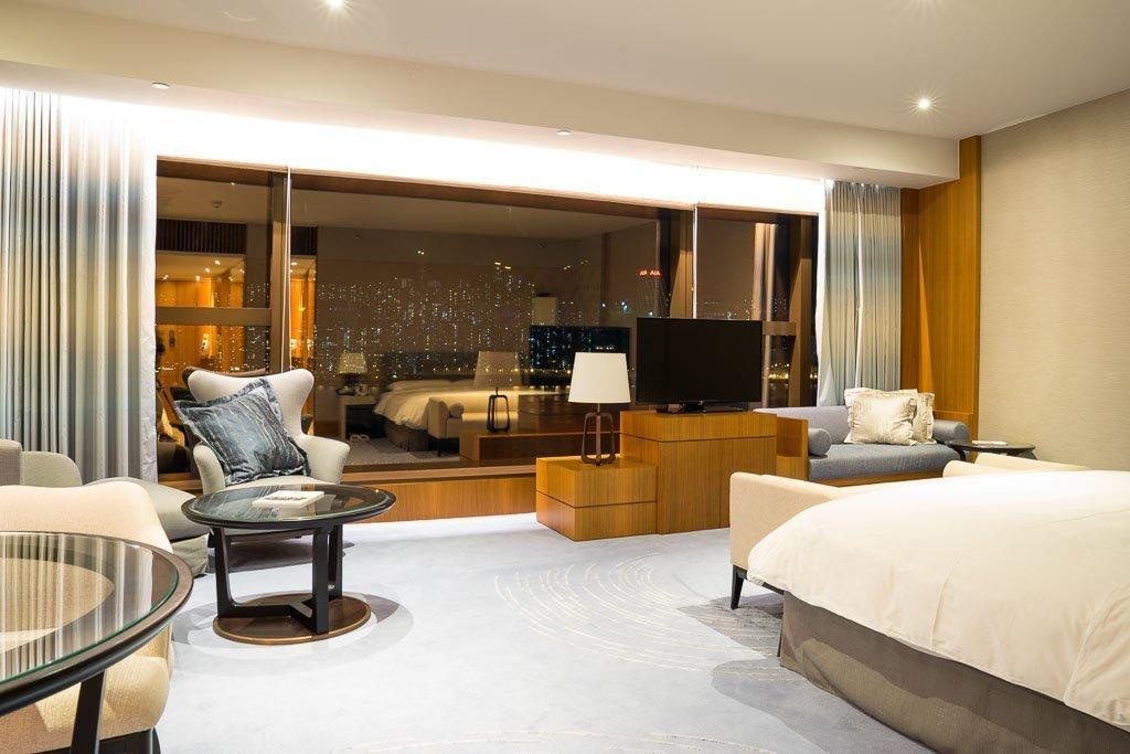 Kerry Hotel Hongkong