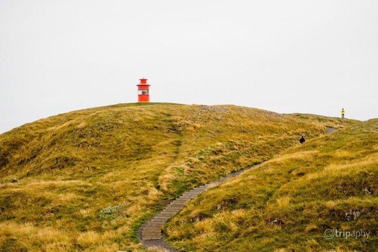 Leuchtturm Island