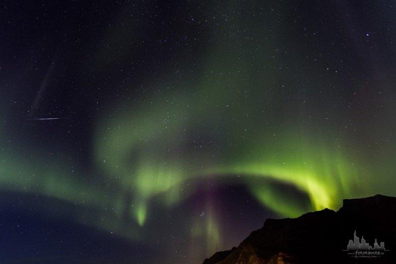 Lofoten Nordlichter