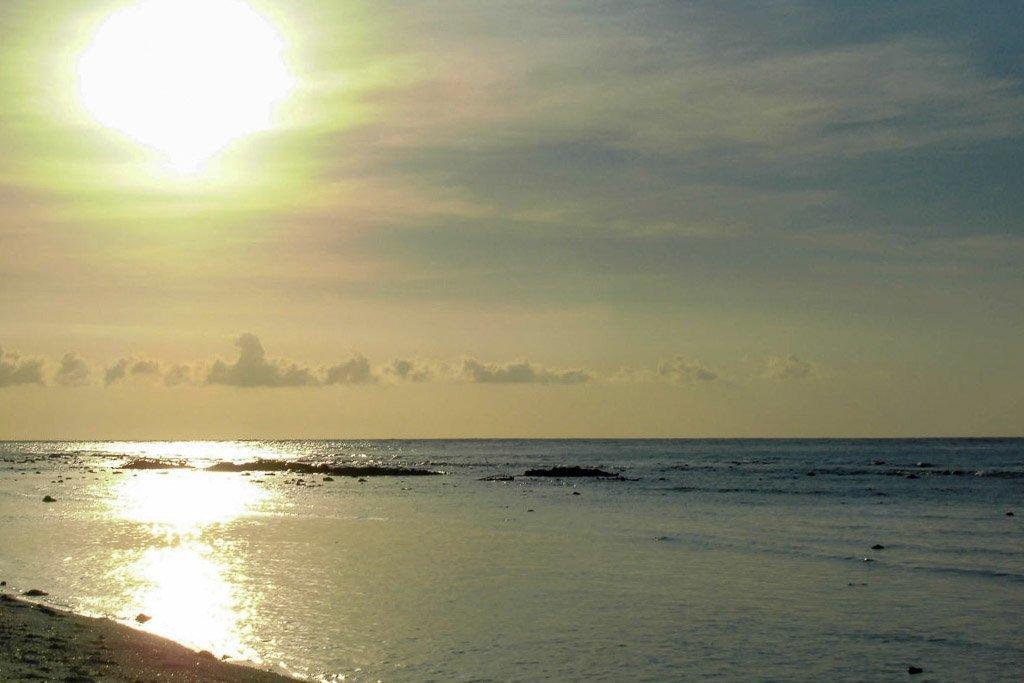 Gili Inseln, Sonnenuntergang