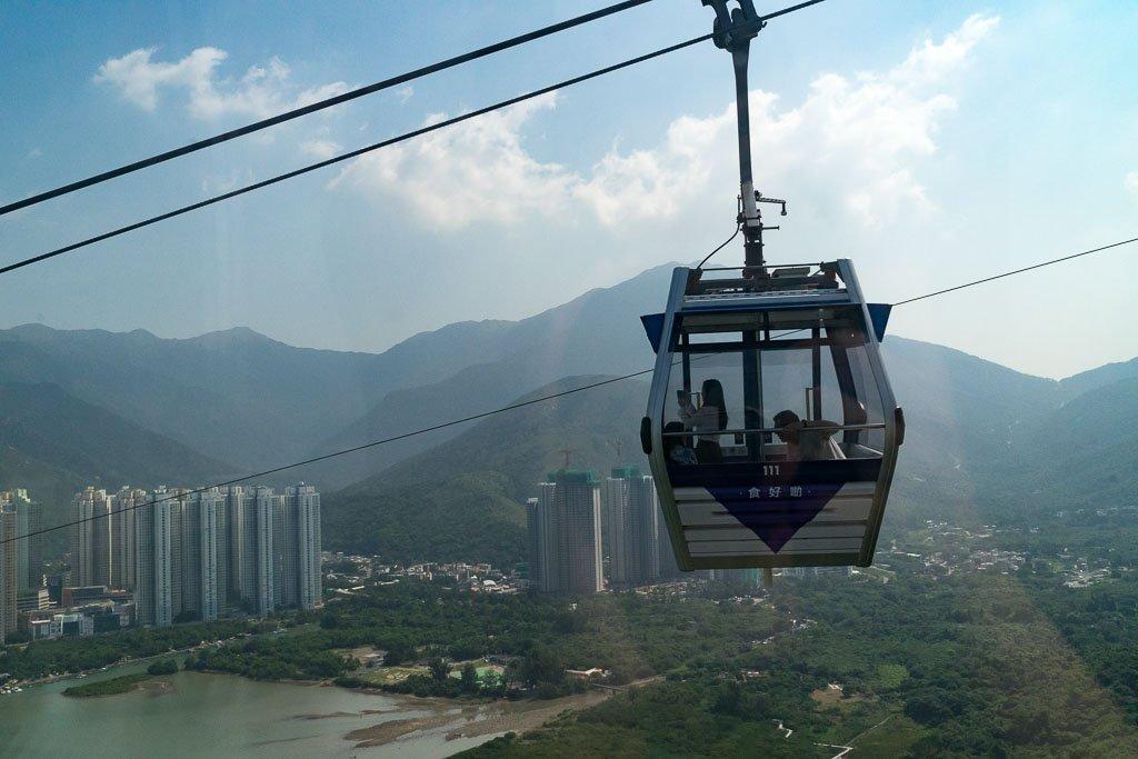 Ngong Ping 360 Grad Cable Car