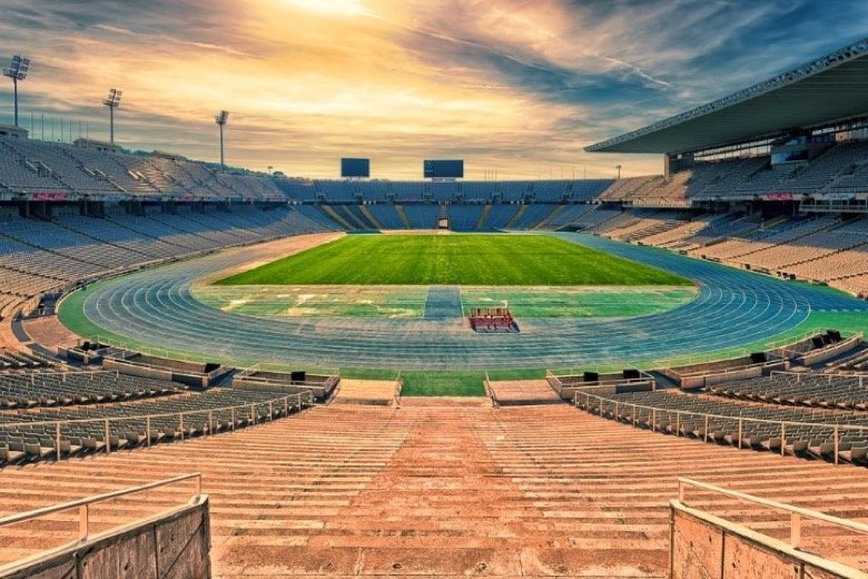 Olympiapark Barcelona