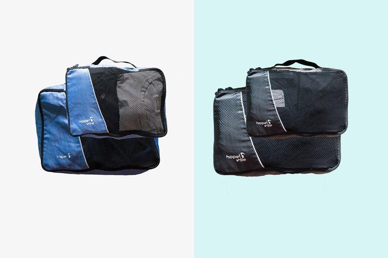 Packtaschen Packliste