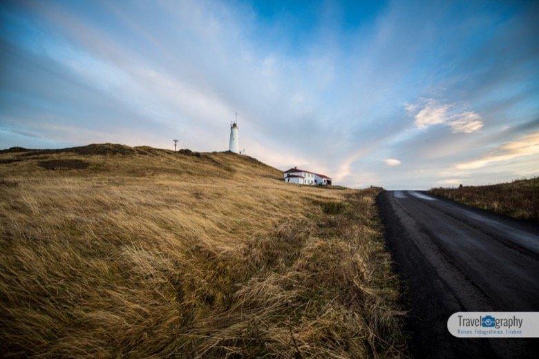 Island Ältester Leuchtturm