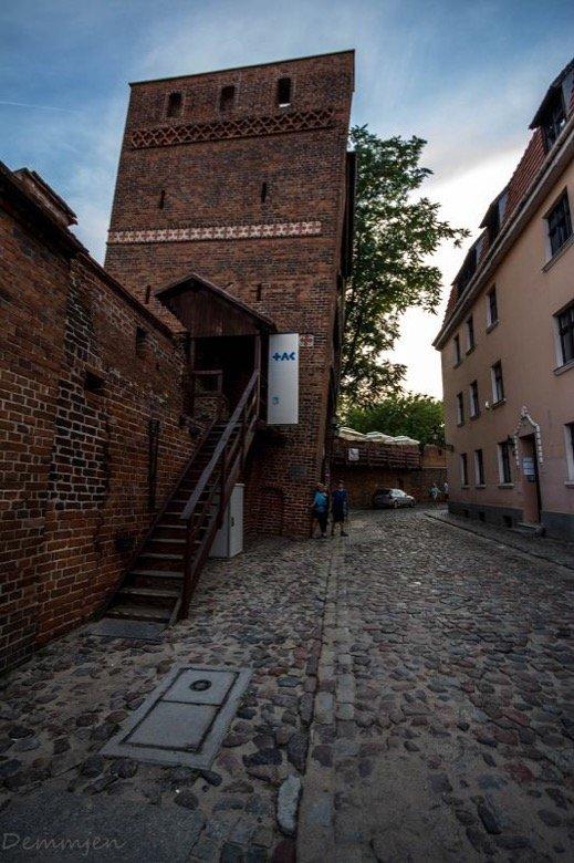 Schiefer Turm von Torun