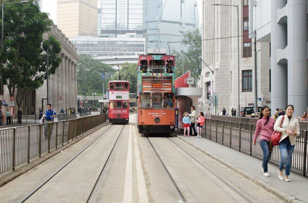 Hongkong Trams