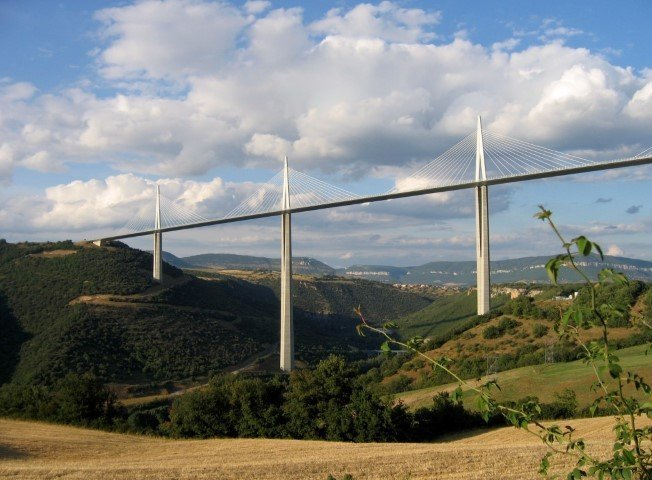 Viadukt Millau