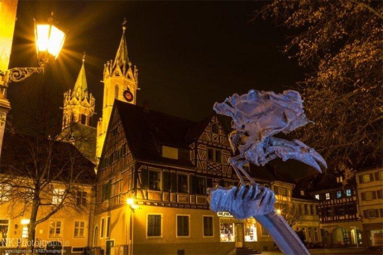 Altstadt von Ladenburg
