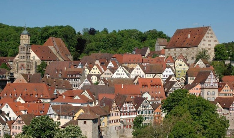 Altstadt von Schwäbisch Hall