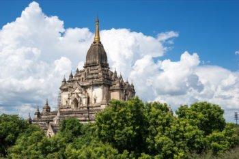 Gawdawpalin-Tempel