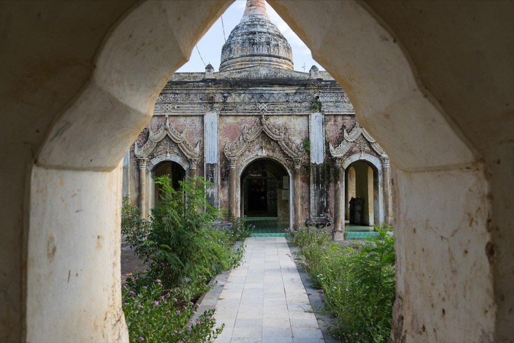 Hsu Taung Pyi Pagode