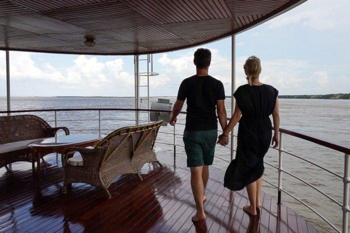 Bootsfahrt von Bagan nach Mandalay: Unsere Erlebnisse an Bord von Pandaw Cruises