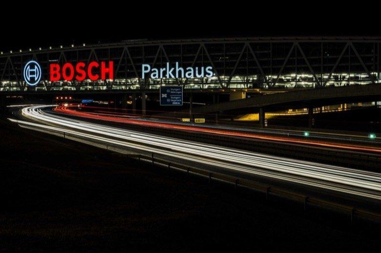 Bosch Parkhaus Stuttgart