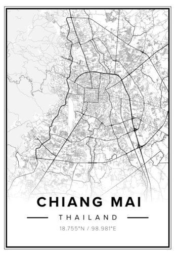 Individuelle Karte
