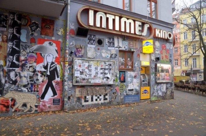 Filme, die in Berlin spielen