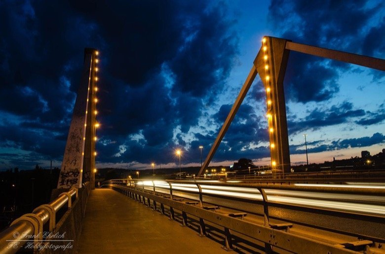 Ludwig-Erhard-Brücke Ulm