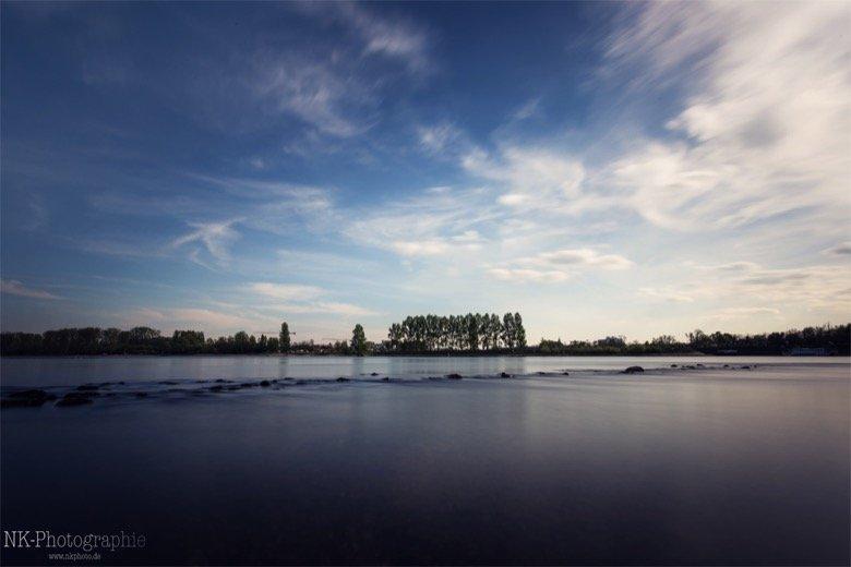 Rheinufer bei Lußhof