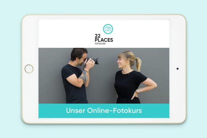 22places Online Fotokurs