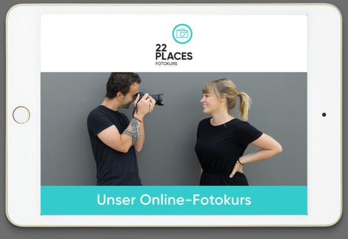 22places Online-Fotokurs