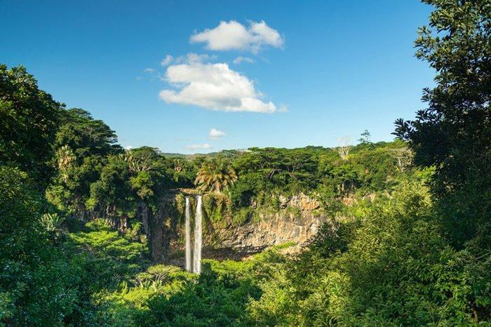 Lerne Wasserfälle zu fotografieren