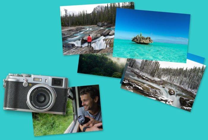 Trag dich für unseren Newsletter ein und mach bessere Reisefotos!