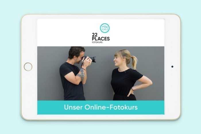 Fotografieren lernen in unserem Online-Fotokurs!