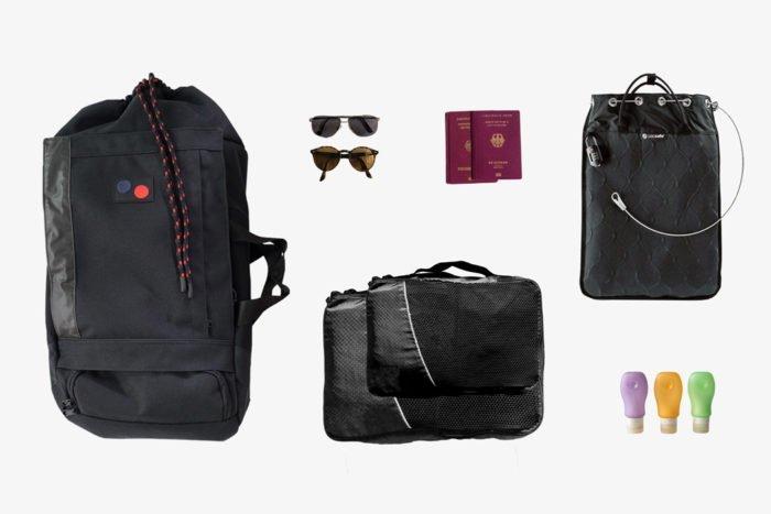 Unsere Tipps beim Packen und unsere wichtigsten Reisegadgets
