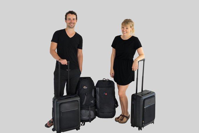Unsere Urlaubs-Packlisten