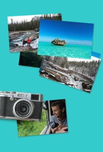 Bessere Reisefotos durch unseren Newsletter