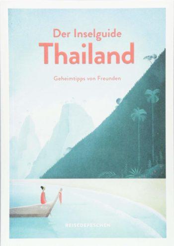 Thailands Inseln - Geheimtipps Buch vom Reisedepeschen Verlag